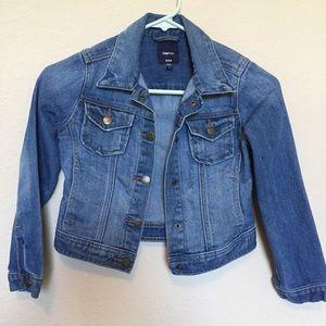 Gap Kids denim jacket Sz S